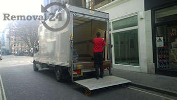 Fast business relocation in London
