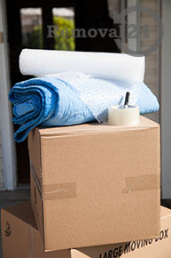 Professional packing servicses in London