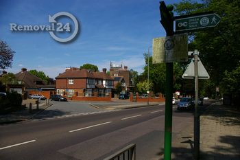 Licensed relocations in Beckenham