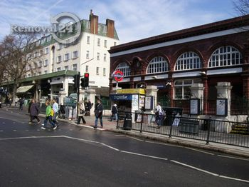 Affordable office relocation in Belsize Park