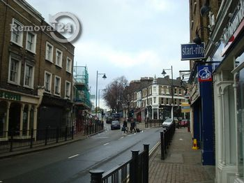 Efficient commercial moving in Blackheath, SE3