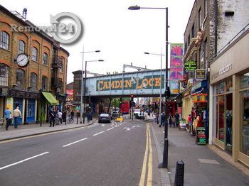 Organise commercial relocation in NW1