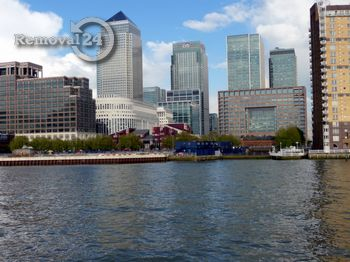 Office moving solutions in Canary Wharf, E14
