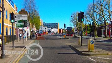 Mile End, East London