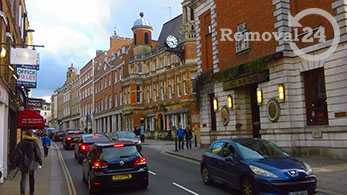 Richmond, South West London