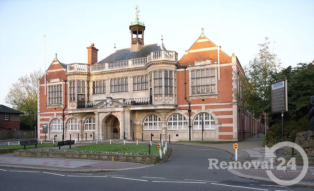 Hendon Town Hall