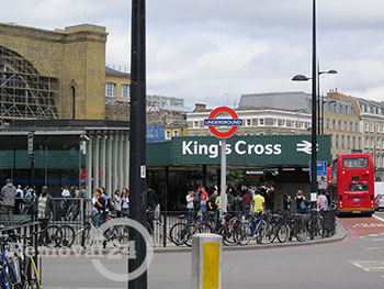 King's Cross railway station