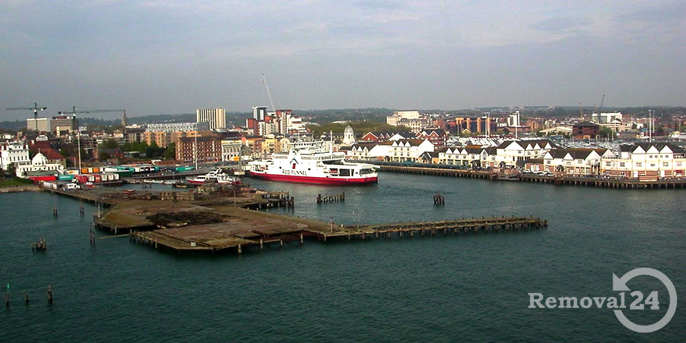 Royal Pier in Southampton